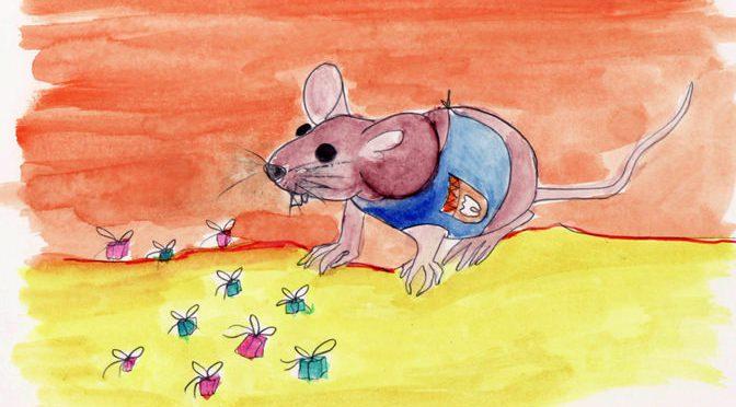 Die Geschichte von der ganz besonderen Maus