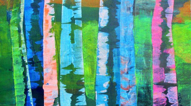 Magie der Farbe Workshop im Sommer