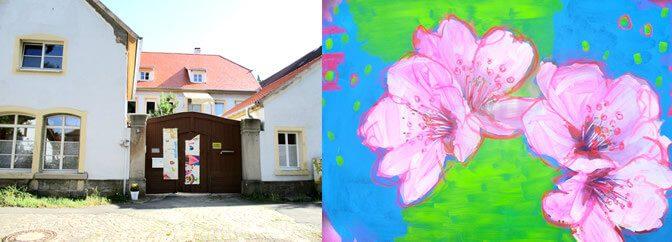 Sommeratelier-Woche im Mandelblütenhof