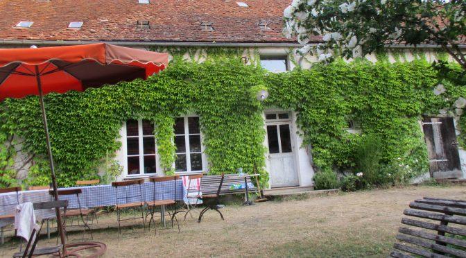 Burgund Malwoche im Juli – Impressionen