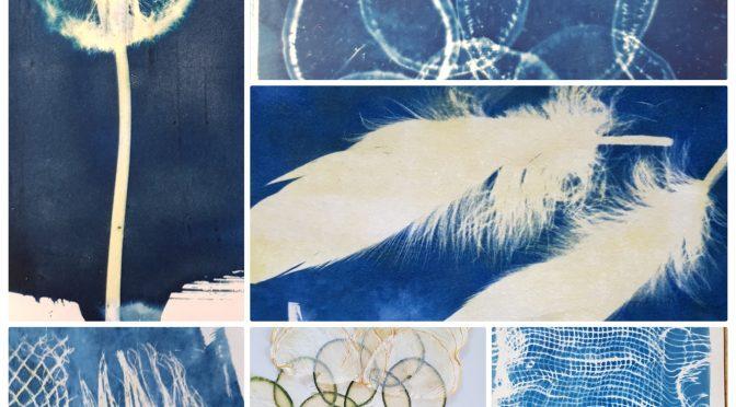 Arbeiten mit dem Blauen Wunder
